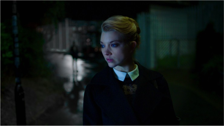 Natalie Dormer Blinded By Truth In Darkness Trailer