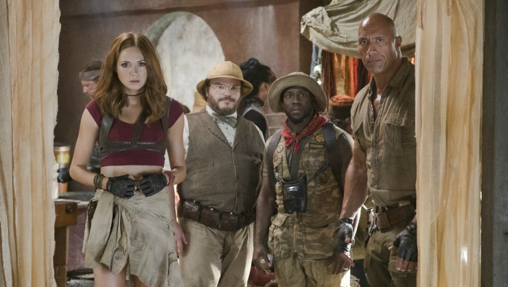 Film Review – Jumanji: Welcome to the Jungle (2017)