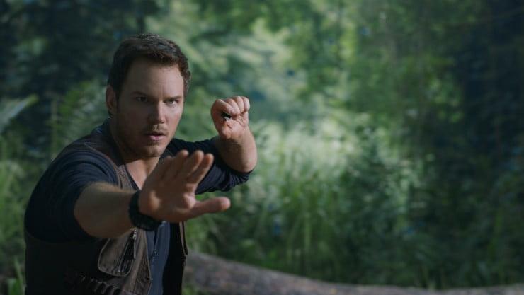 Film Review 2 – Jurassic World: Fallen Kingdom (2018)