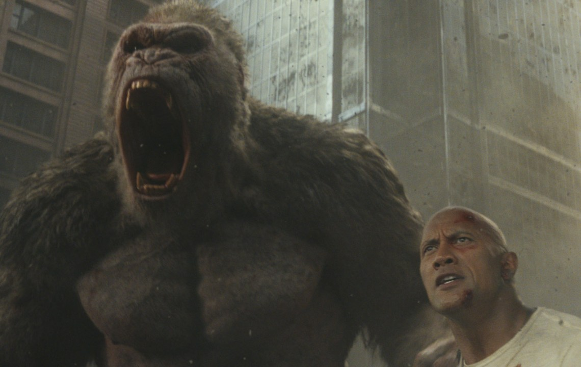 Film Review – Rampage (2018)