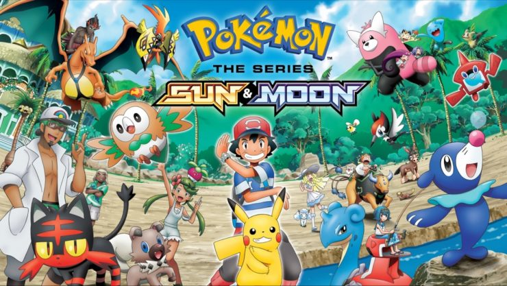 Review – Pokemon The Series: Sun & Moon