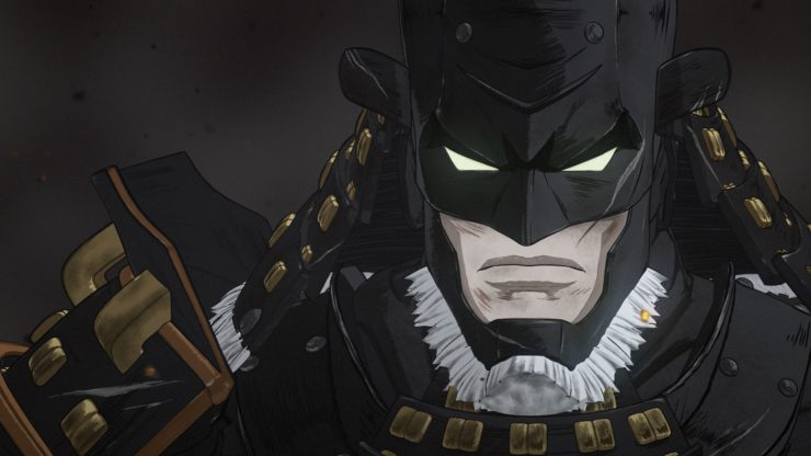 Review – Batman Ninja