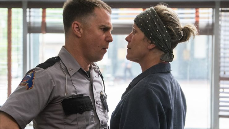 Film Review – Three Billboards, Outside Ebbing, Missouri (2017)