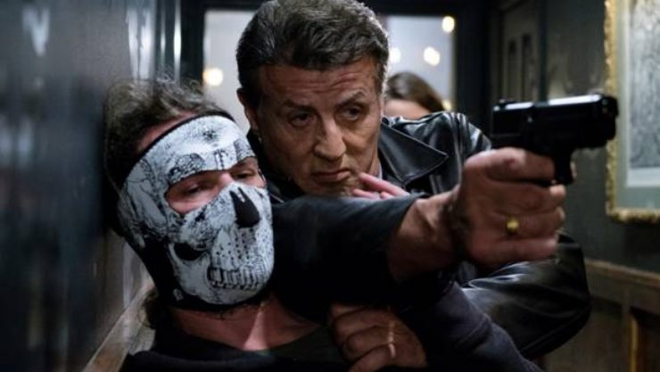 Escape Plan 2 Trailer, Sly Stallone 'Breaks In'