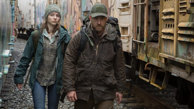 Ben Foster Doesn't Exist In Leave No Trace UK Trailer