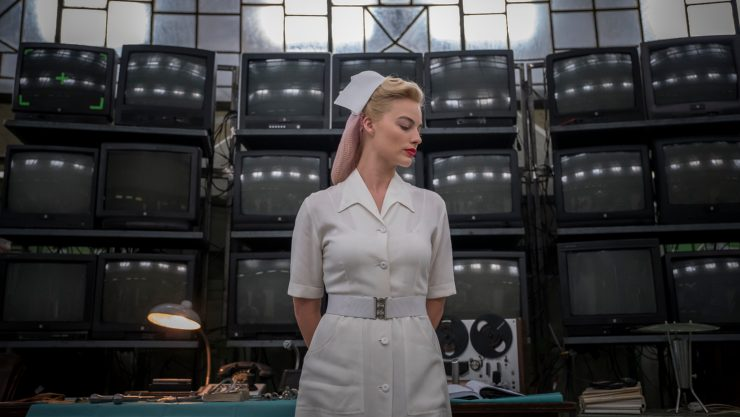 Win Terminal Starring Margot Robbie On DVD