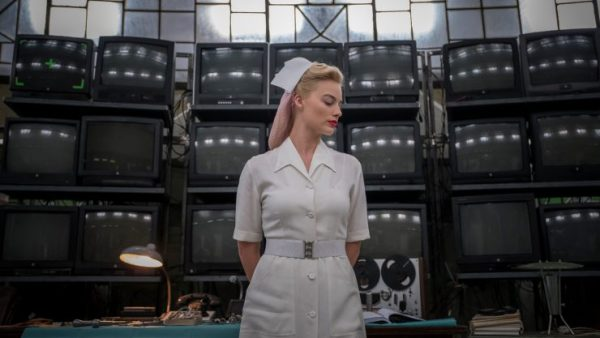 Win Terminal Starring Margot Robbie On DVD