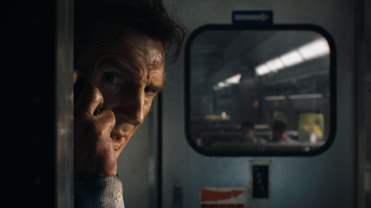Film Review – The Commuter (201ter)