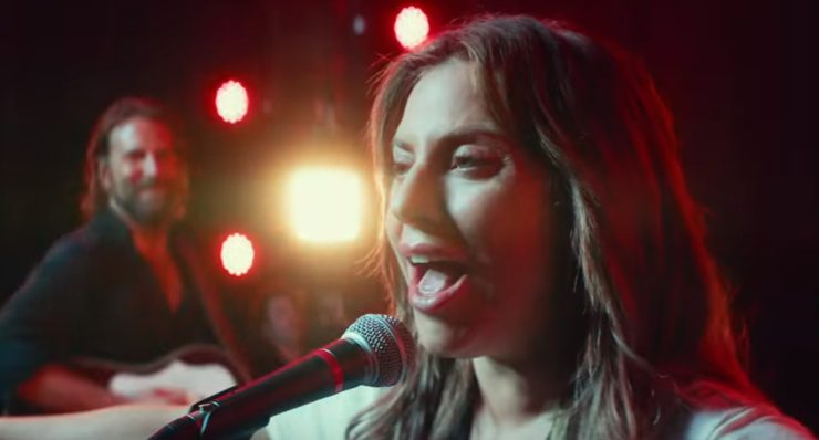 Bradley Cooper's  A Star Is Born Trailer Gives Lady Gaga Centre Stage