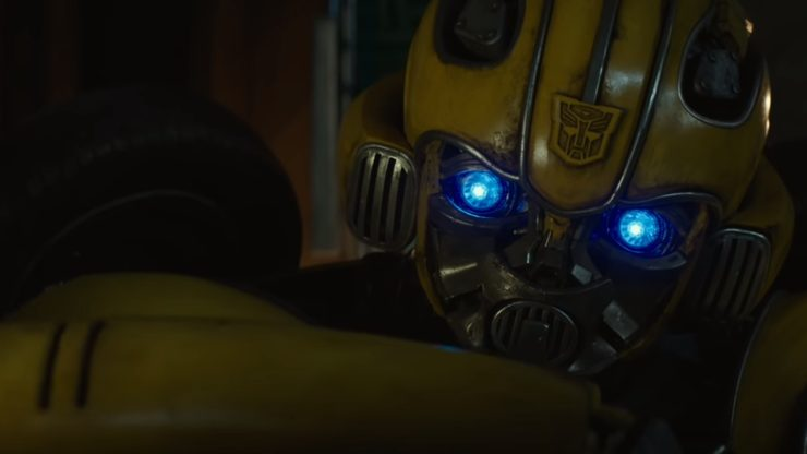 Bumblebee First Trailer Has A Different Spin On Transformers