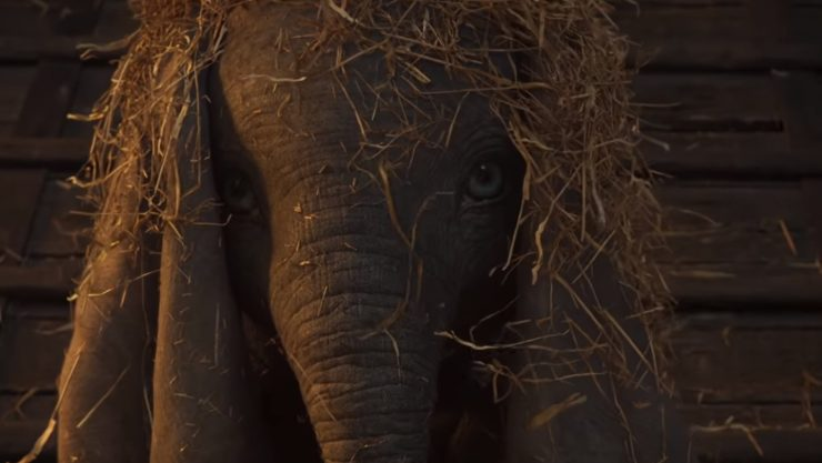 Dumbo First Trailer Teases That 'Magical Elephant Baby'