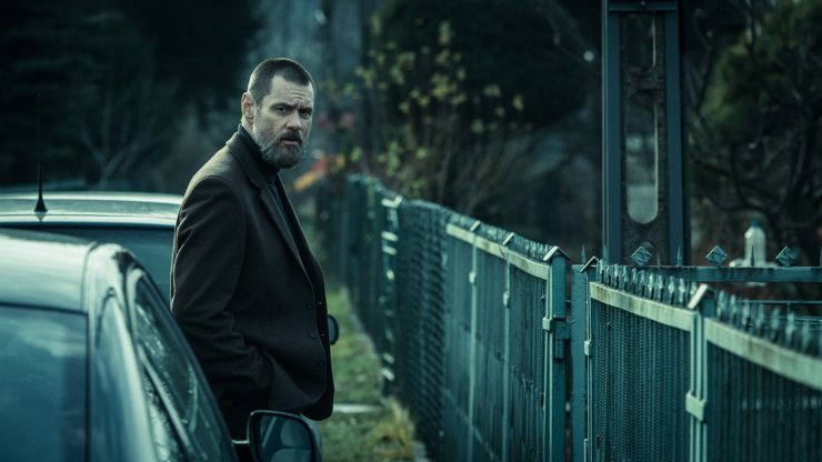 Jim Carrey Is 'Twisted' In Dark Crimes UK Trailer