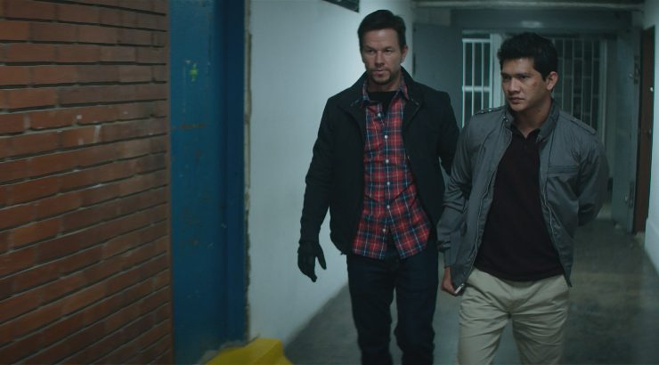 Watch New Intense Red Band Trailer For Mile 22