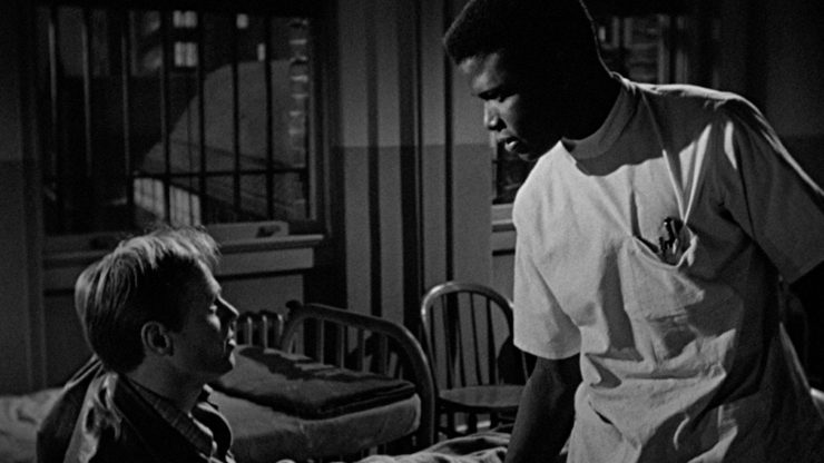 Win Masters Of Cinema No Way Out on Blu-ray Starring Richard Widmark and Sidney Poitier