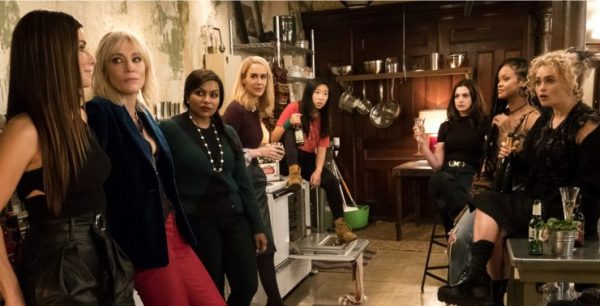 Ocean's 8 Moments Worth Paying For Trailer…The Pros And Cons Of Cinema