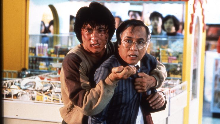 Jackie Chan's Classic Police Story 1+2 Getting Eureka Blu-Ray Release