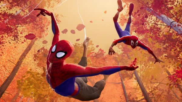Spider-Man: Into The Spider-Verse New Trailer Reveals Villains And Gorgeous Film