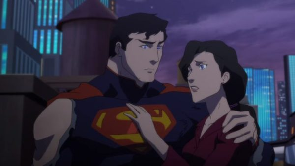 The Death Of Superman To Arrive This August