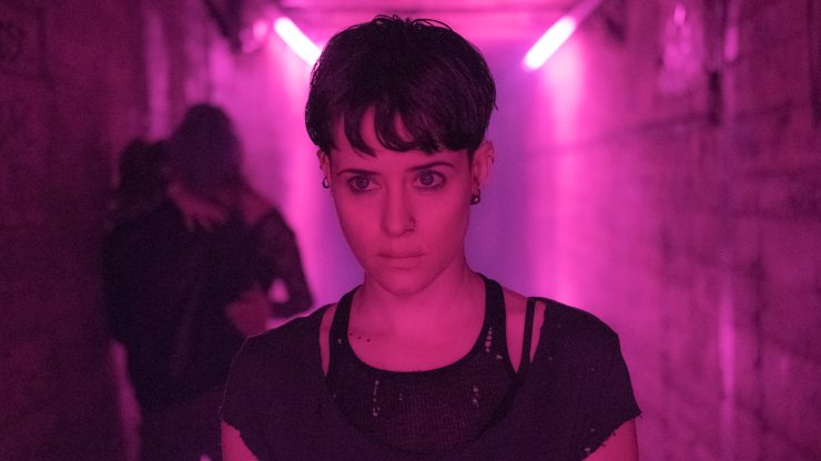 Film Review – The Girl In The Spider's Web (2018