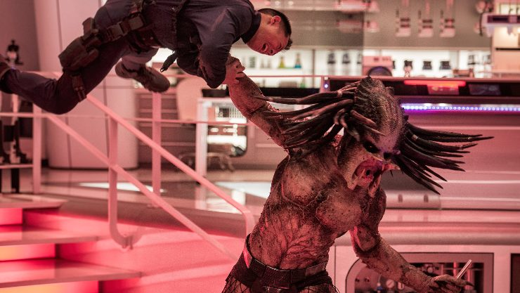 The Hunt 'Evolves' In Shane Black's The Predator Second Trailer