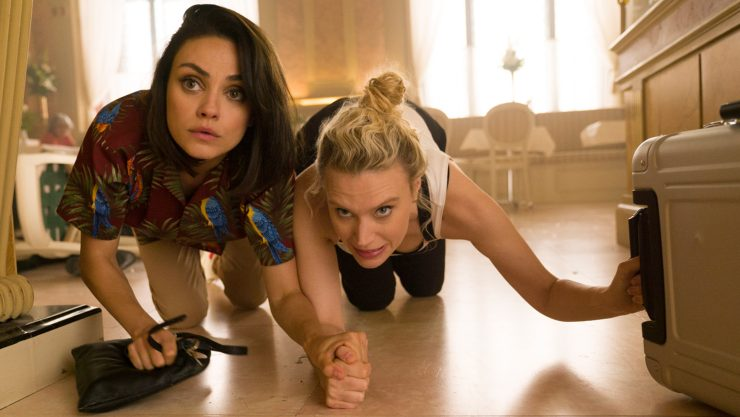 Watch The Totally Bonkers The Spy Who Dumped Me UK Trailer