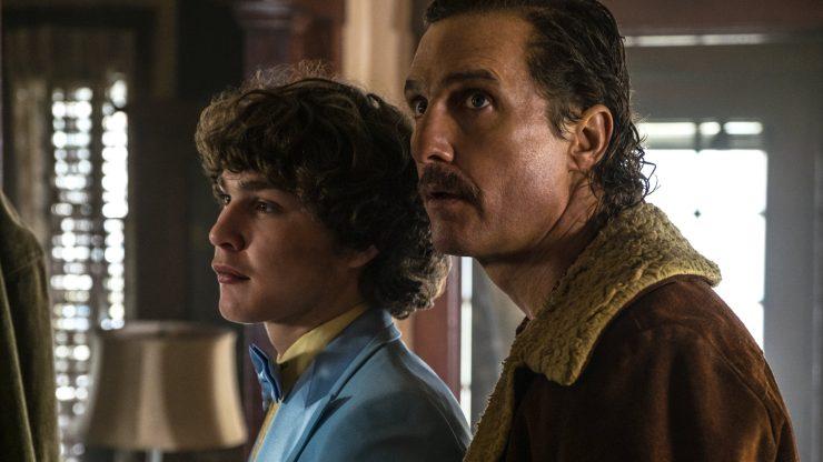 Matthew McConaughey Is A Failing Dad In White Boy Rick Trailer