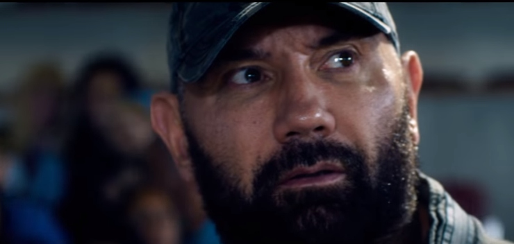 The Final Score UK Trailer  Stars Dave Bautista Die Hard Style