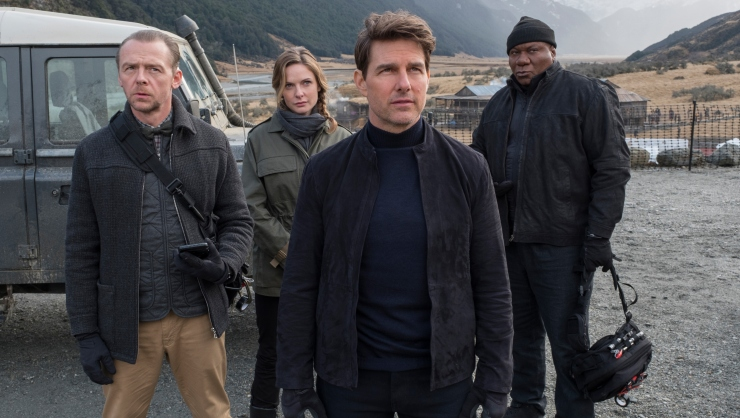 Film Review – Mission: Impossible – Fallout (2018)