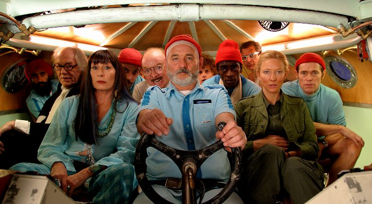 Blu-ray Review – The Life Aquatic  With Steve Zissou (Criterion Collection)