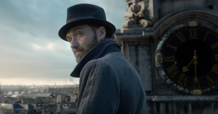 New Fantastic Beasts: The Crimes of Grindelwald Featurette Distinctly Dumbledore 'Distinctly Dumbledore'