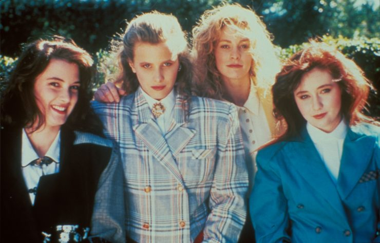 Heathers at 30: Michael Lehmann and Lisanne Falk on a cult movie for today