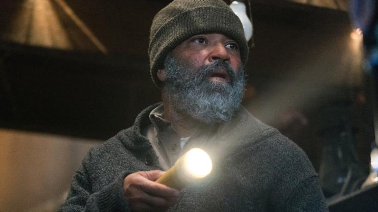 Jeffrey Wright Versus The Wolf In Jeremy Saulnier's Hold The Dark Trailer