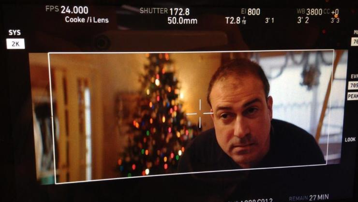 2018 Arrow Video FrightFest Interview – Johnny Kevorkian (Await Further Instructions)
