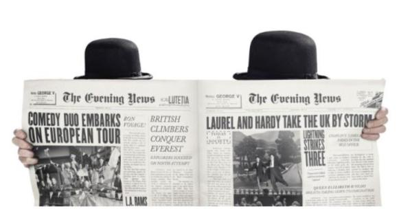 Stan & Ollie To Close 62nd London Film Festival