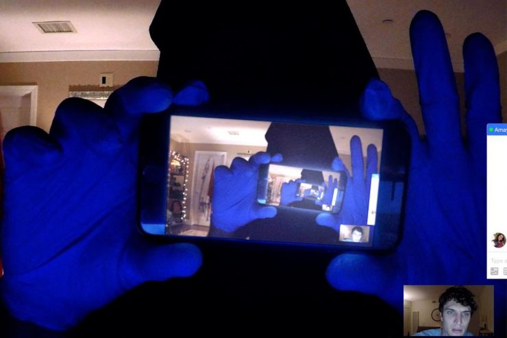 Film Review – Unfriended:Dark Web (2018)