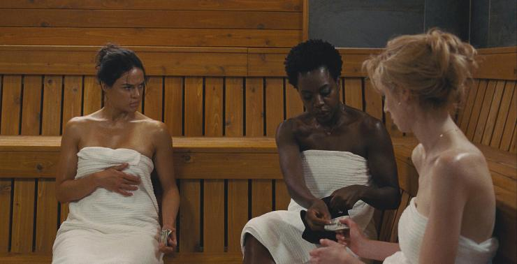 Steve McQueen's WIDOWS New Clips Try To 'Pull It Off'