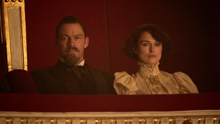 Keira Knightley Is A 'Revolutionary' In Colette UK Trailer & Poster