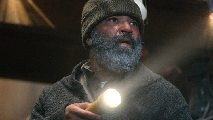 Netflix Review – Hold The Dark (2018)