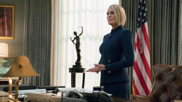 New Chief In Command For House Of Cards Season 6 First Trailer