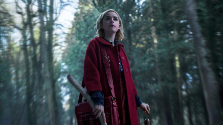 Watch Chilling Adventures Of Sabrina Trailer…Happy Birthday, Make A 'Witch'