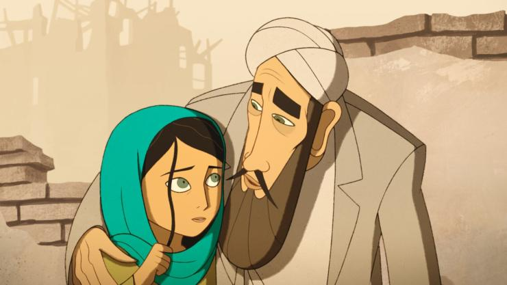 Win The Oscar Nominated Animation The Breadwinner On DVD