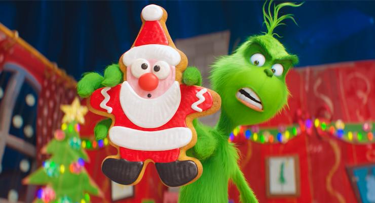 Bah Humbug!The Grinch  Determined to Destroy Christmas In New Trailer