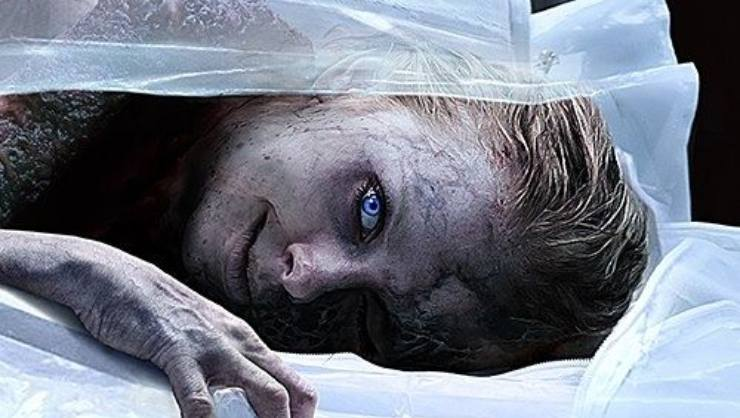 The Possession Of Hannah Grace Gets A Creepy Poster