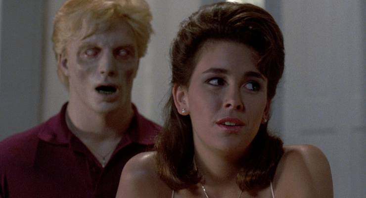 Bluray Review – Night of the Creeps (1986)