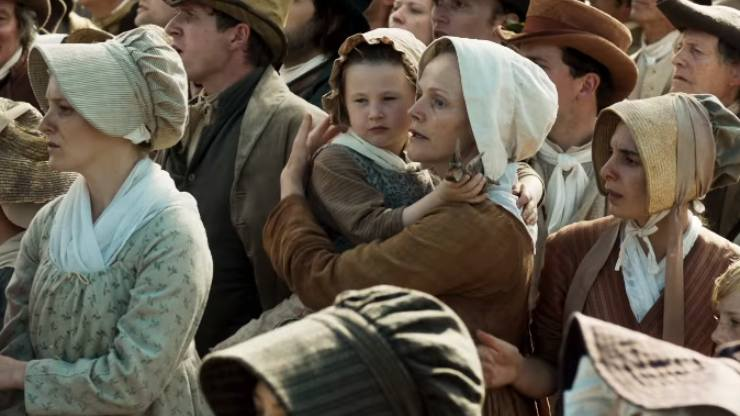 Mike Leigh's Peterloo New Trailer Demands End To The Suffering