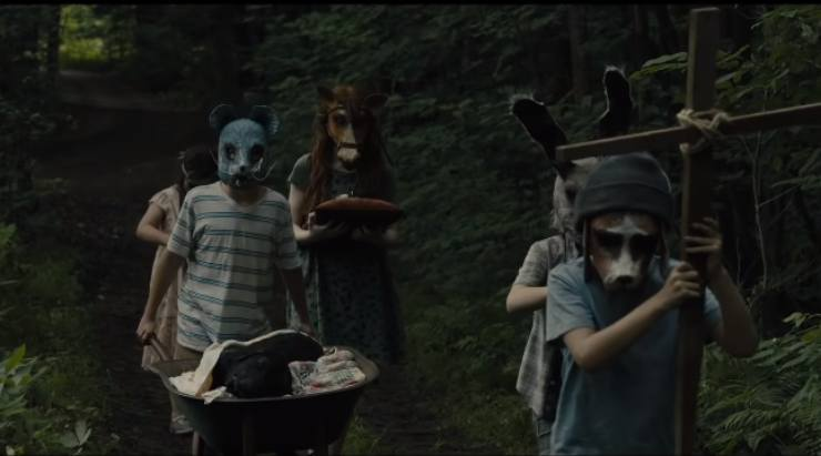 Stephen King's Pet Sematary Is Alive In Well Watch First Trailer!