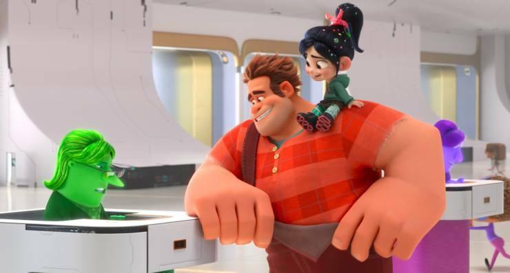 Ralph Breaks The Internet: Wreck-It-Ralph 2 With Final UK Trailer