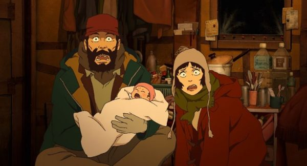 Review – Tokyo Godfathers