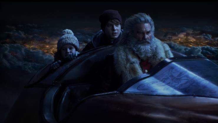 Ho! Ho! Ho! Kurt Russell Is Santa In The Christmas Chronicles Trailer