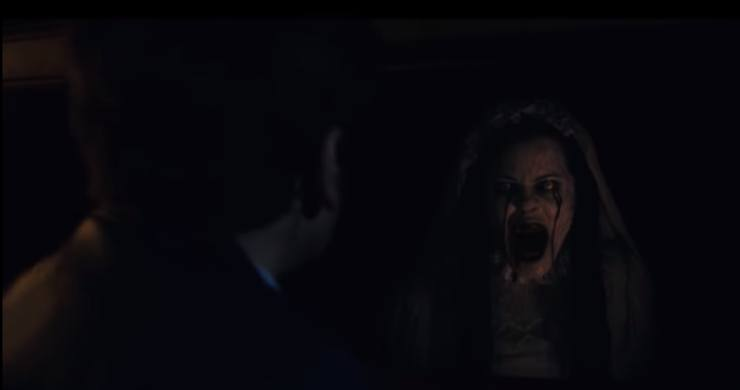 Beware Of The Weeping Woman In The Curse of La Llorona First Trailer